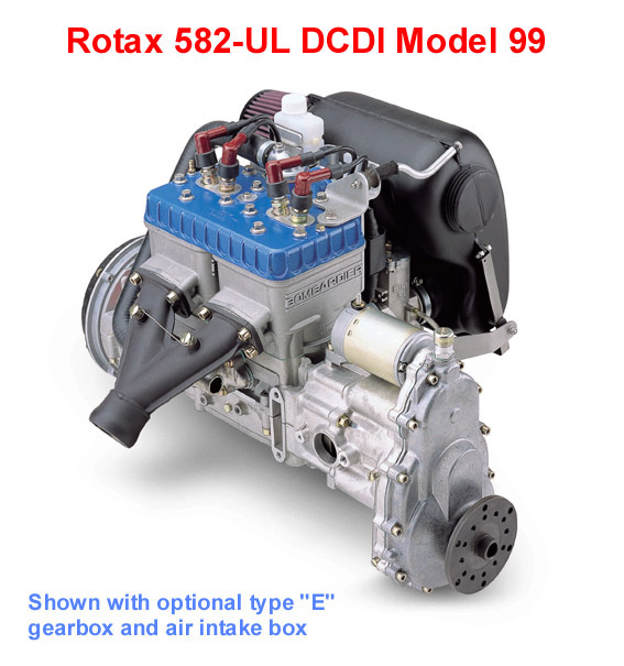 Rotax582